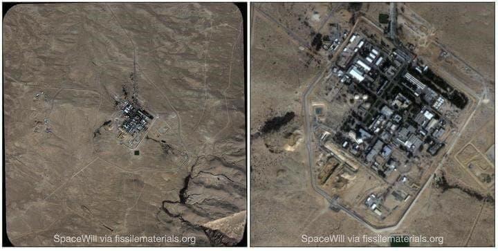 اقدامات هسته ای اسرائیل