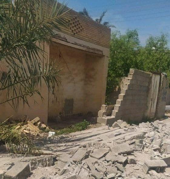 زلزله گناوه