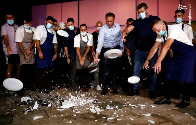 خشم رستورانداران تل آویو از نتانیاهو