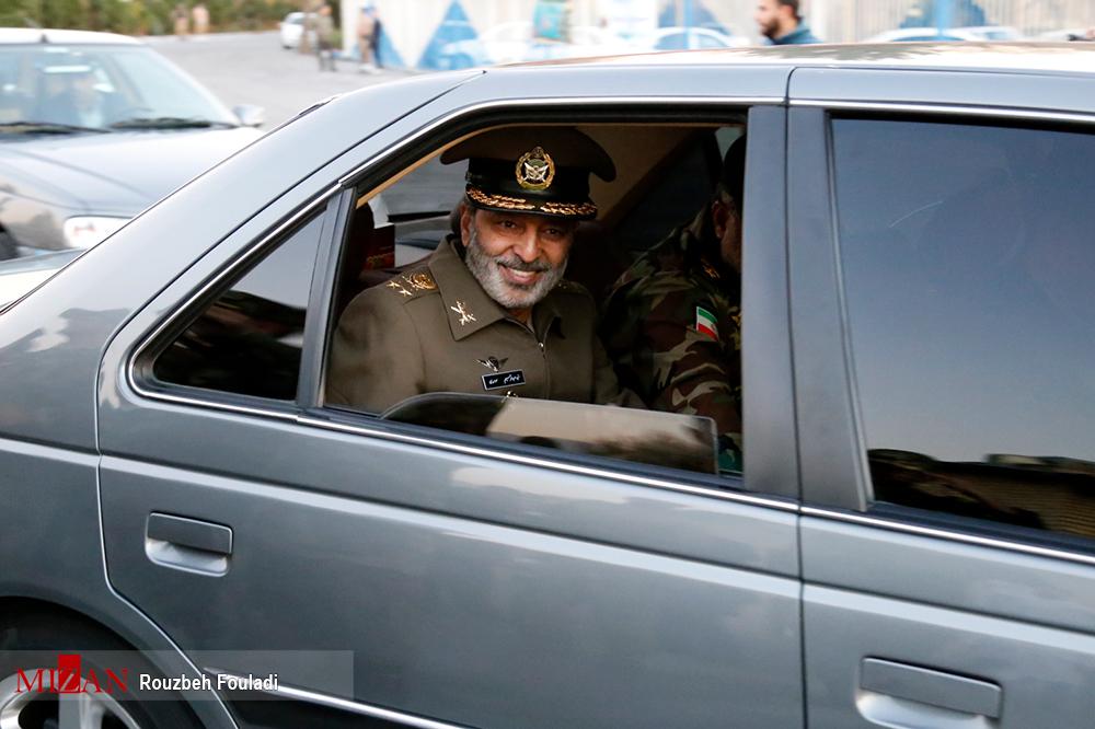 ماشین فرمانده ارتش چیست؟!