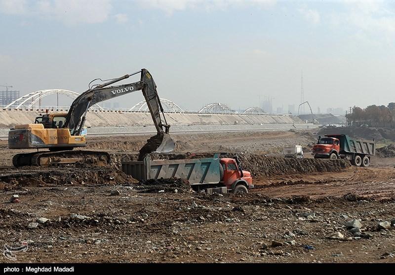 گزارش تصویری: مراحل پایانی ساخت تونل شهدای غزه (حکیم)