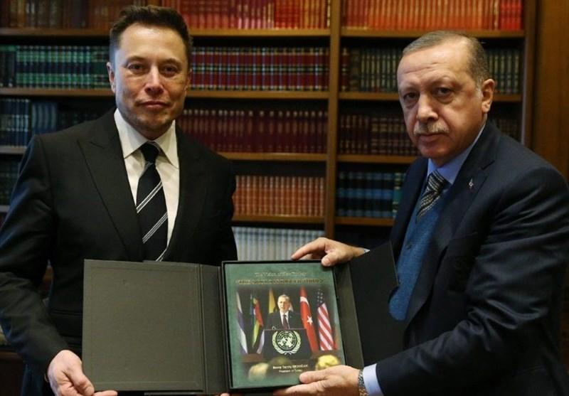 اردوغان از ایلان ماسک چه میخواهد؟