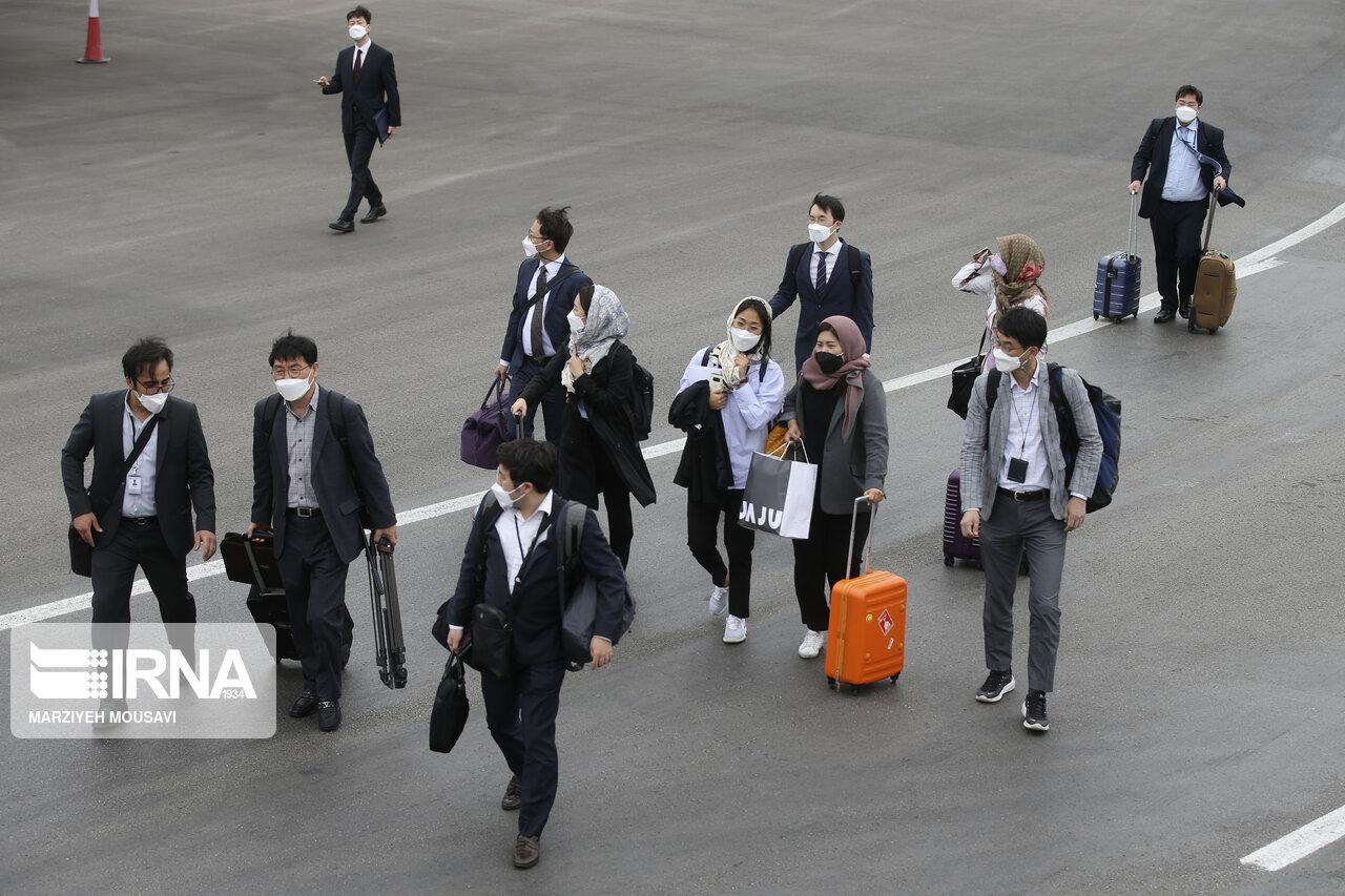 دیپلمات های کره جنوبی