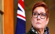 لغو چهار توافق دولت فدرال استرالیا با ایران، چین و سوریه