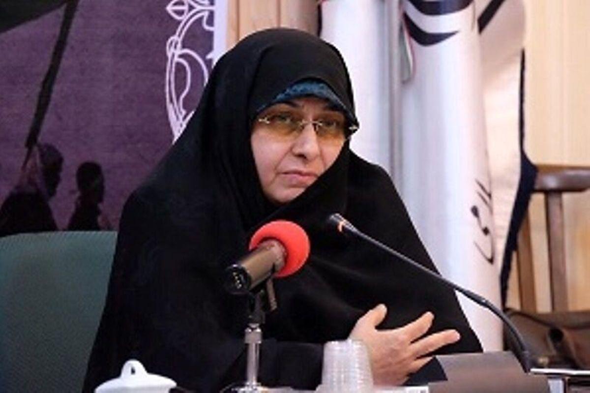 پاسخ انسیه خزعلی به نبود وزیر زن در کابینه