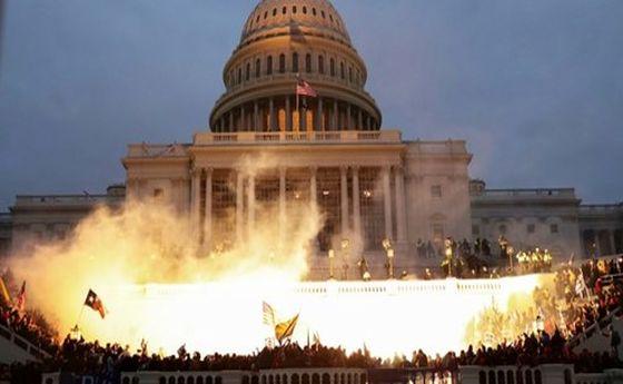 چالش دموکراسی؛ شرمساری برای آمریکا