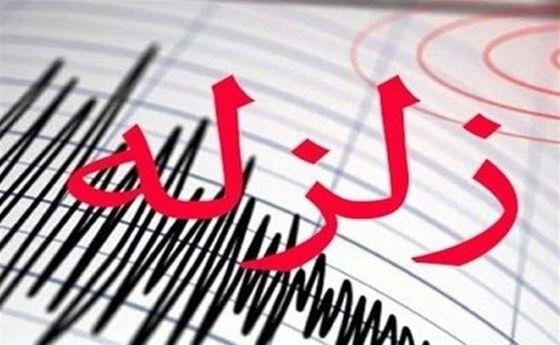 زلزله ۴.۳ ریشتری در استان یزد