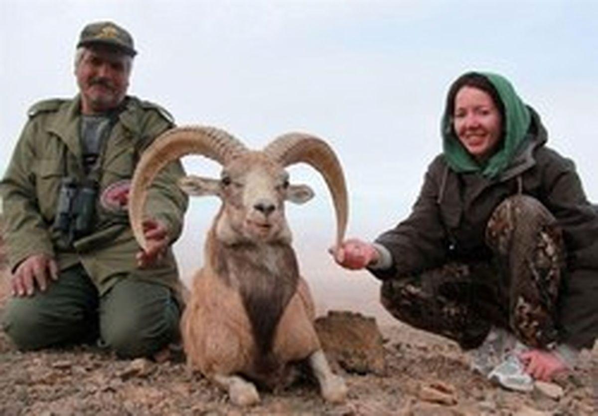 شکار در ایران ممنوع شد، اما فقط برای اتباع آمریکایی