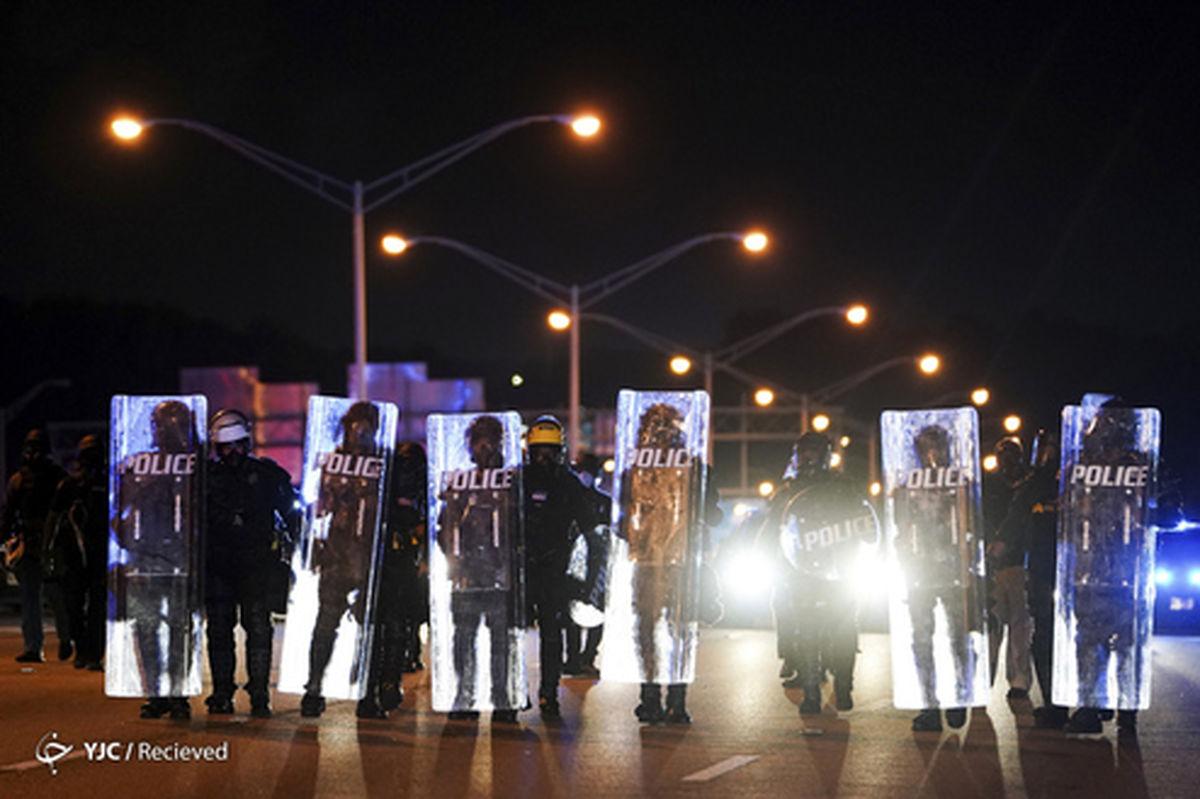 تصاویر: اعتراضات در آتلانتا با مرگ یک سیاهپوست دیگر