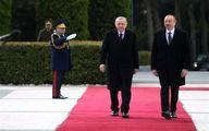 سفر اردوغان به جمهوری آذربایجان
