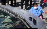 دستگیری سارق حرفهای در تهرانسر/باز کردن کاپوت جلوی ۲۰۶ در ۳ سوت +عکس