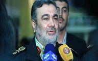 فرمانده ناجا: شرایط «عادی» نیست؛ مردم رعایت کنند