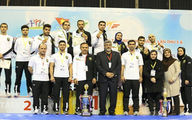 قهرمانی آسیا در انحصار پاراتکواندوکاران ایرانی