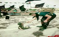 کوچکترین خادم الحسین (ع)+عکس
