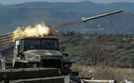 ارتش سوریه مواضع تروریستها در حومه حماه را درهم کوبید