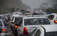 آخرین وضعیت جوی و ترافیکی جادهها/ جاده چالوس بسته شد