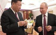 فیلم: وقتی پوتین دست به پختن غذای چینی می زند!