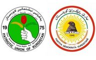استقبال دو حزب اصلی کرد عراق از ائتلاف مقتدی صدر و العامری
