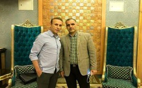 دیدار گلمحمدی با کرانچار در اردوی تیم ملی امید