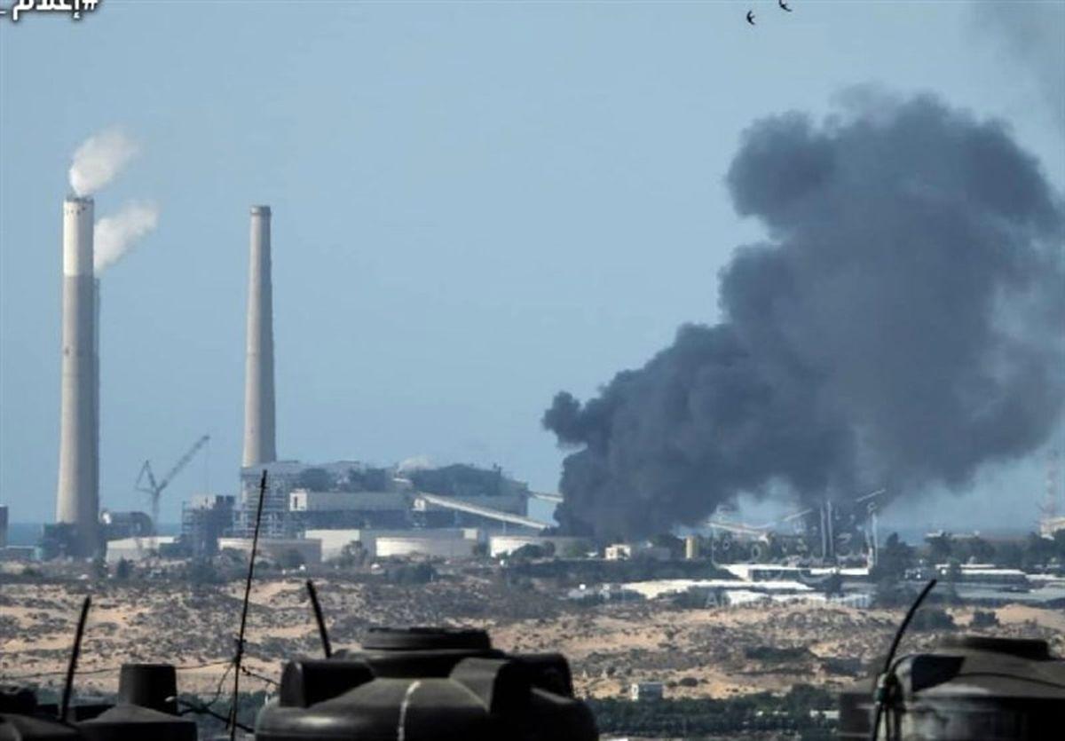 حمله مقاومت به خطوط نفت جنوب عسقلان