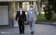 تصاویر: وزرای روحانی در جلسه امروز هیات دولت