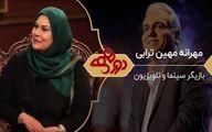 علت ازدواج نکردن مهرانه مهین ترابی فاش شد+فیلم