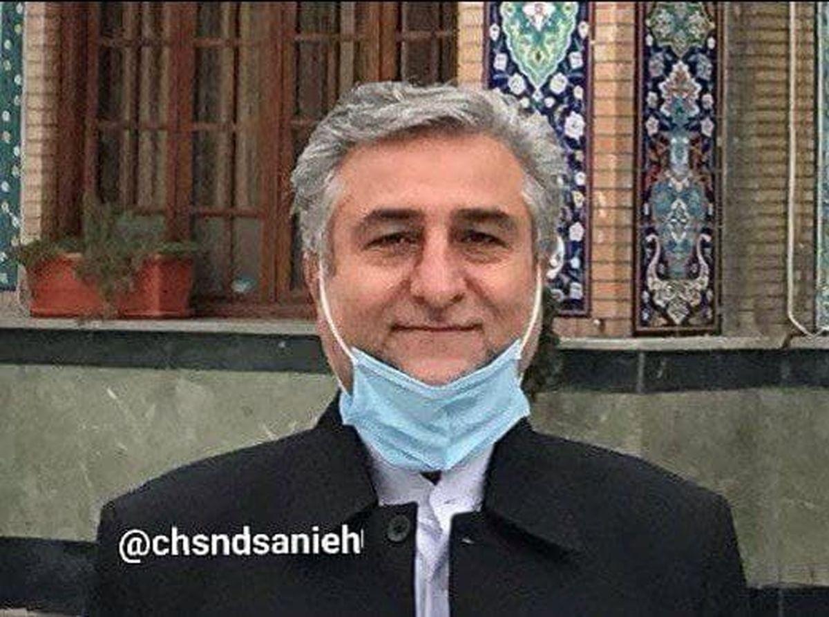 معاون هماهنگی حرم امامزاده صالح ترور شد +عکس