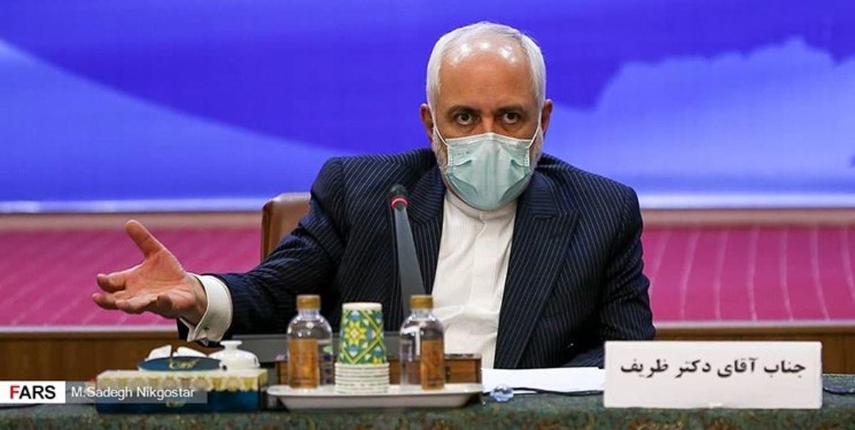 ظریف تهدید به آمدن در انتخابات ریاست جمهوری کرد