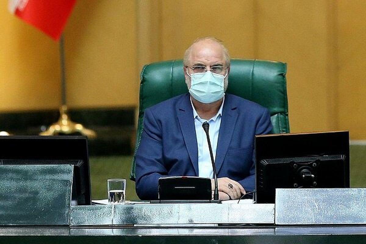 توضیحات قالیباف درباره جلسه غیرعلنی مجلس