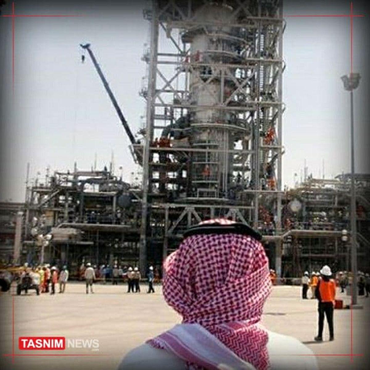 شنیده شدن صدای انفجار در آرامکوی عربستان