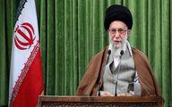سخنرانی رهبر انقلاب به مناسبت روز قدس