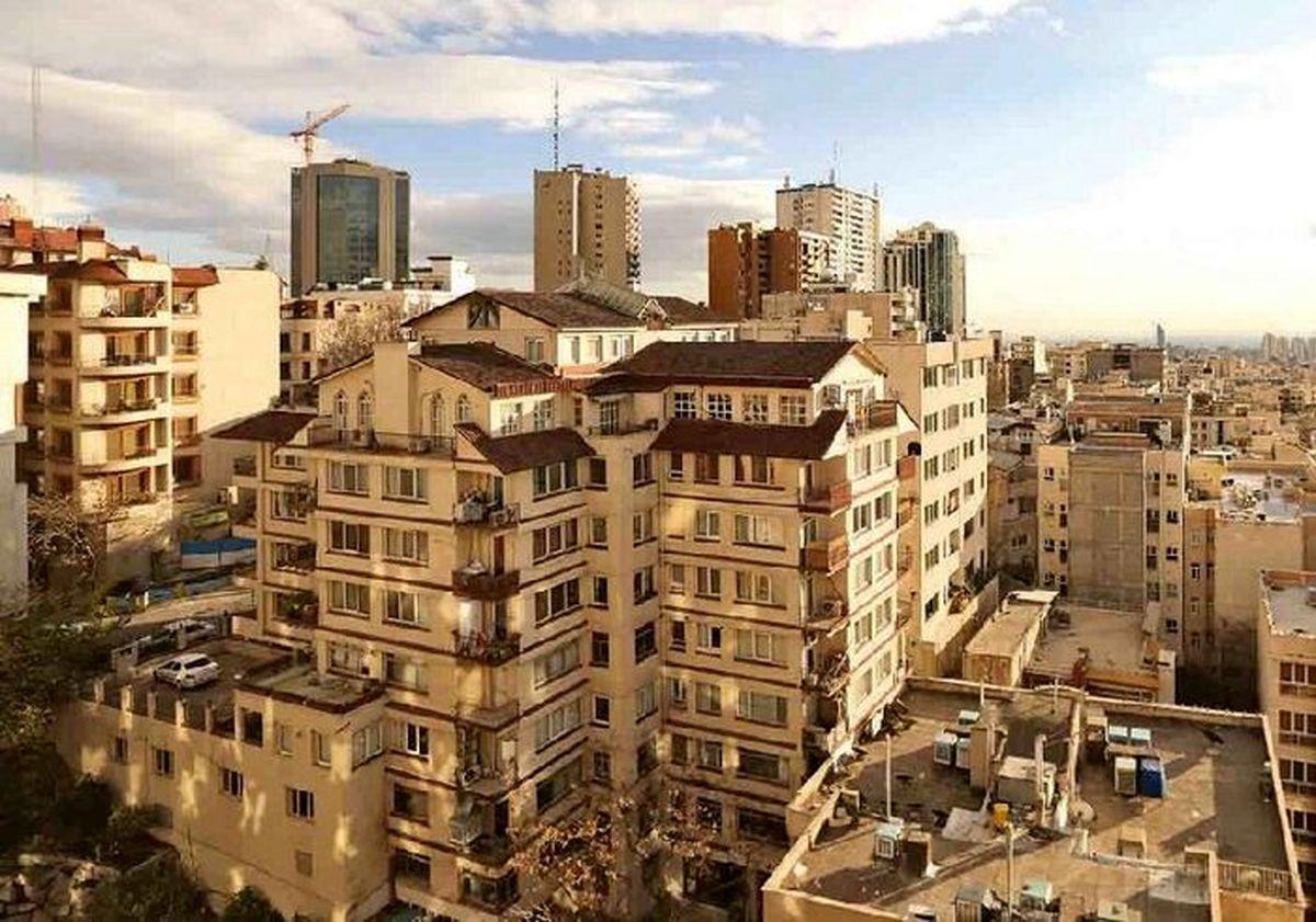 قیمت خانه در مناطق مختلف تهران چند؟