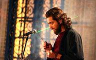 بهرام رادان در نقش ناصرالدین شاه +عکس
