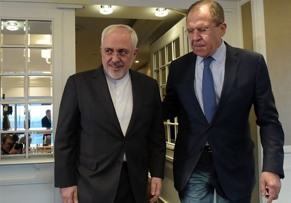 سفر لاوروف به تهران