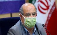 زالی: جز قرنطینه تهران راه دیگری وجود ندارد