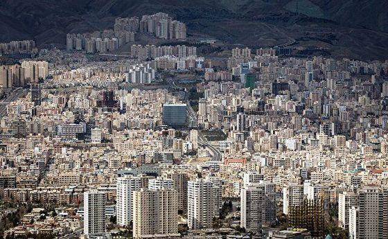 لیست قیمت خانه در مناطق مختلف تهران