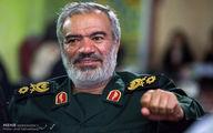 سردار فدوی: آمریکا سر سوزنی خیر ندارد