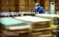 تصاویر: هفتمین جلسه دادگاه حسن رعیت و دیگر متهمان