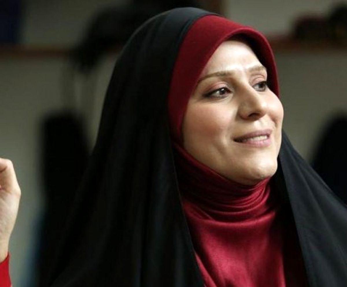 لوتی حرف زدن سحر دولتشاهی در می خواهم زنده بمانم + فیلم