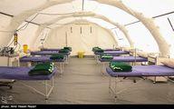 دستور برپایی ۵ بیمارستان صحرایی صادر شد