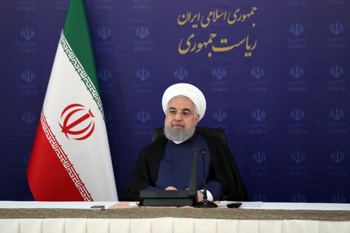 روحانی: قانون مجلس درباره برجام را اجرا میکنیم