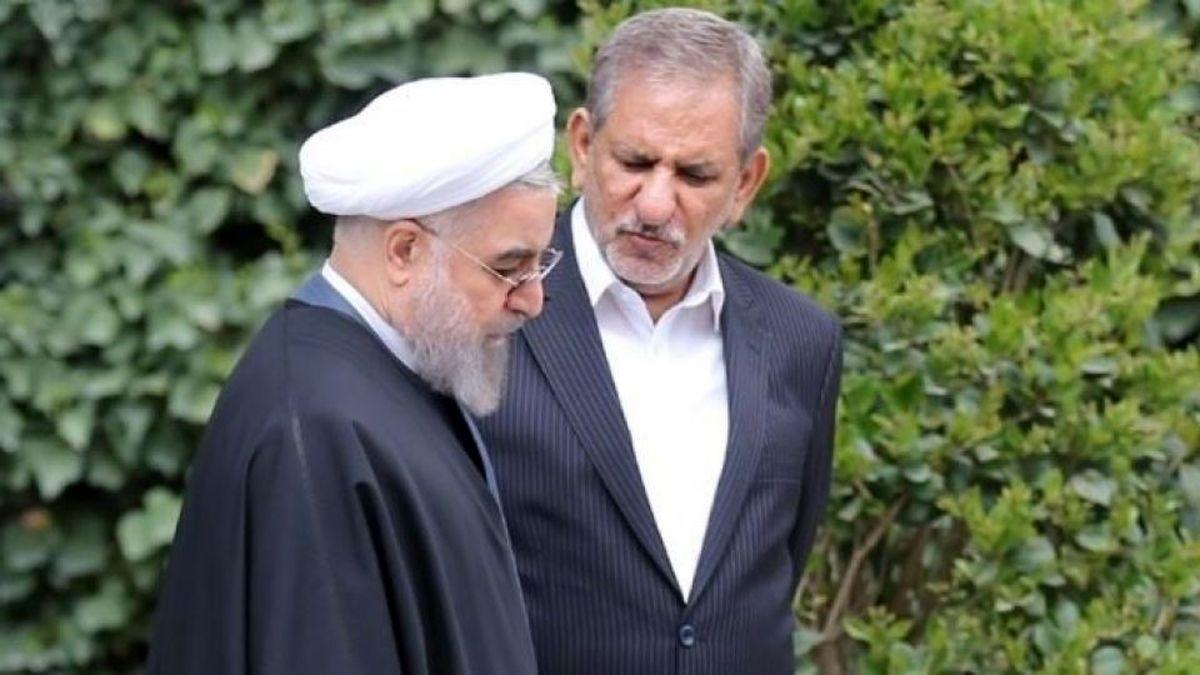 دلیل جهانگیری برای ماندنش در دولت دوم روحانی