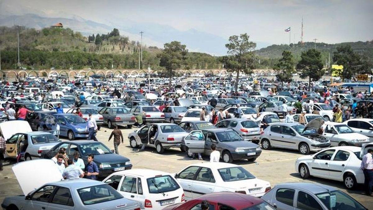 قیمت بازار انواع خودروی پژو در بازار
