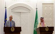 دیدار بورل و همتای سعودی با محوریت احیای برجام