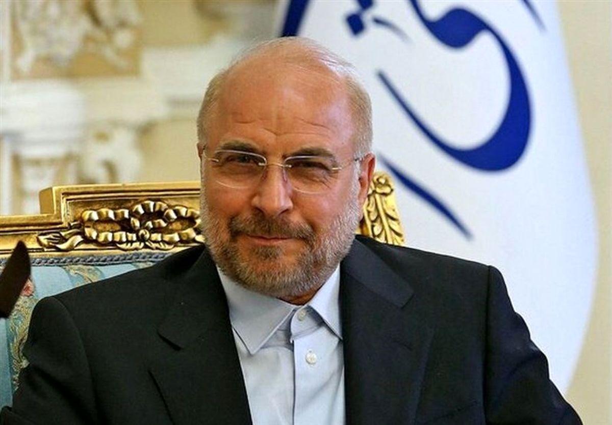 قالیباف تهران را بهمقصد مسکو ترک کرد