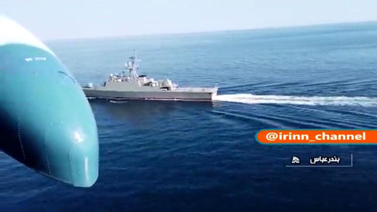 جزئیات رزمایش نیروهای دریایی ایران و پاکستان +فیلم