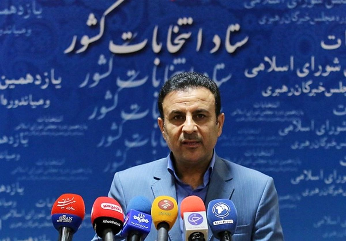 در تهران رای گیری به صورت الکترونیکی است؟