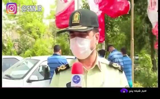 دستگیری باند سارقان مسلح در اتوبانهای پایتخت