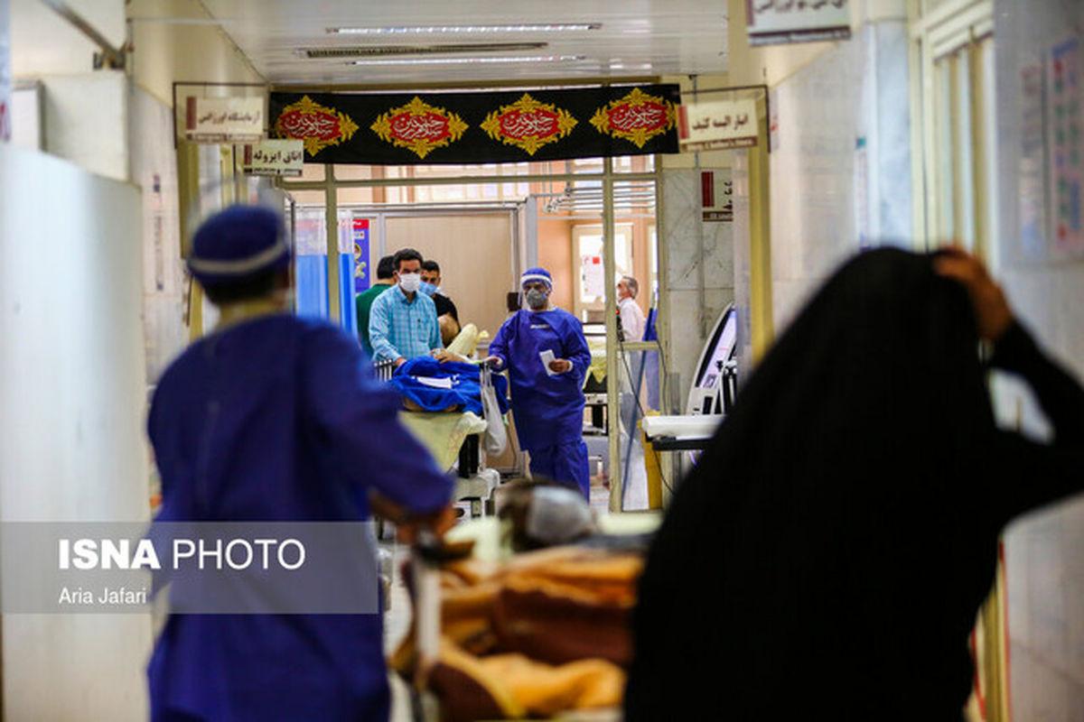 موج چهارم کرونا به تهران رسید / احتمال دورکاری کارمندان