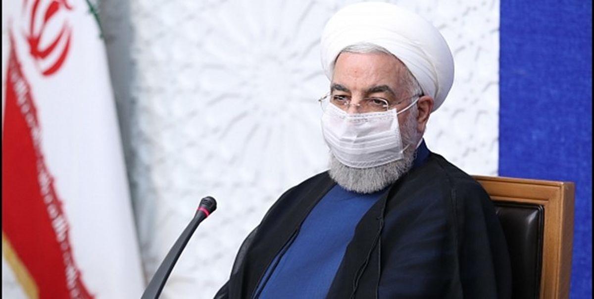 روحانی: در این انتخابات در حق نظام جفا شد